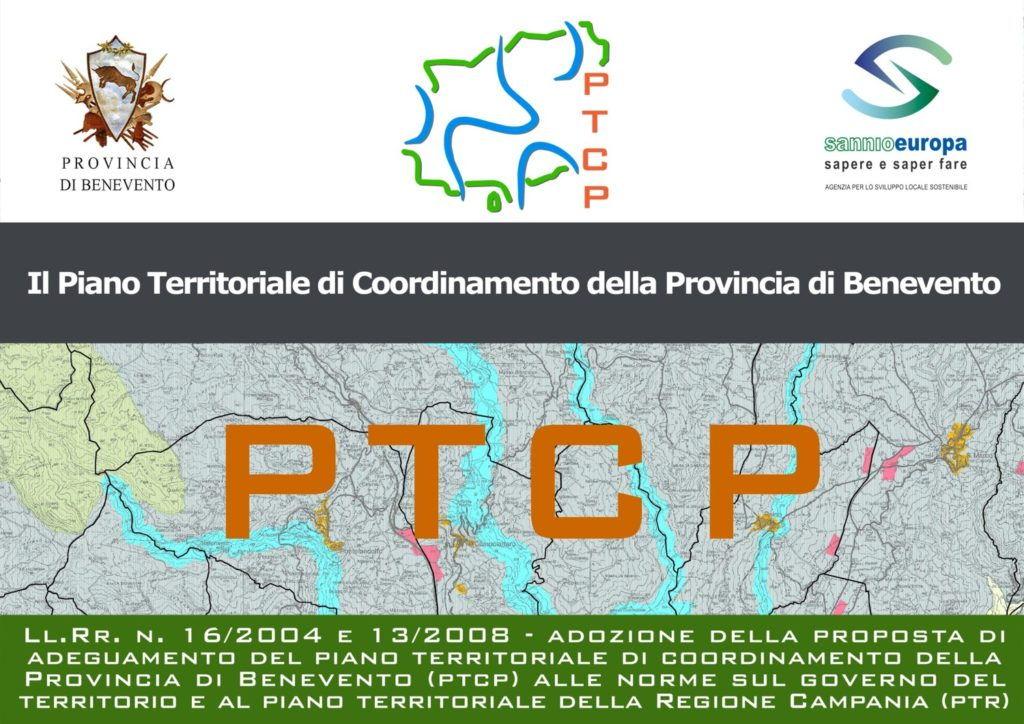 Piano territoriale di coordinamento della Provincia di Benevento
